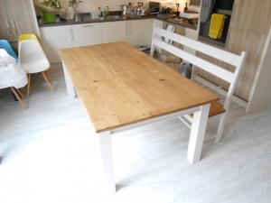 Table and bench up to end 2015 047