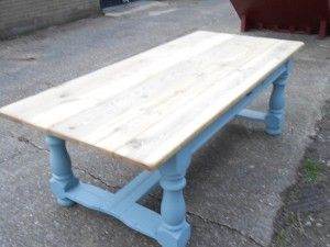 Table and bench up to end 2015 145